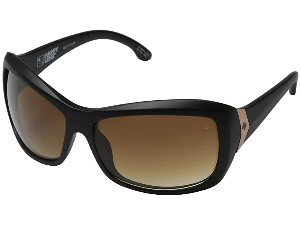 Spy Optic Farrah (Femme Fatale/Happy Bronze Fade) Sport Sunglasses