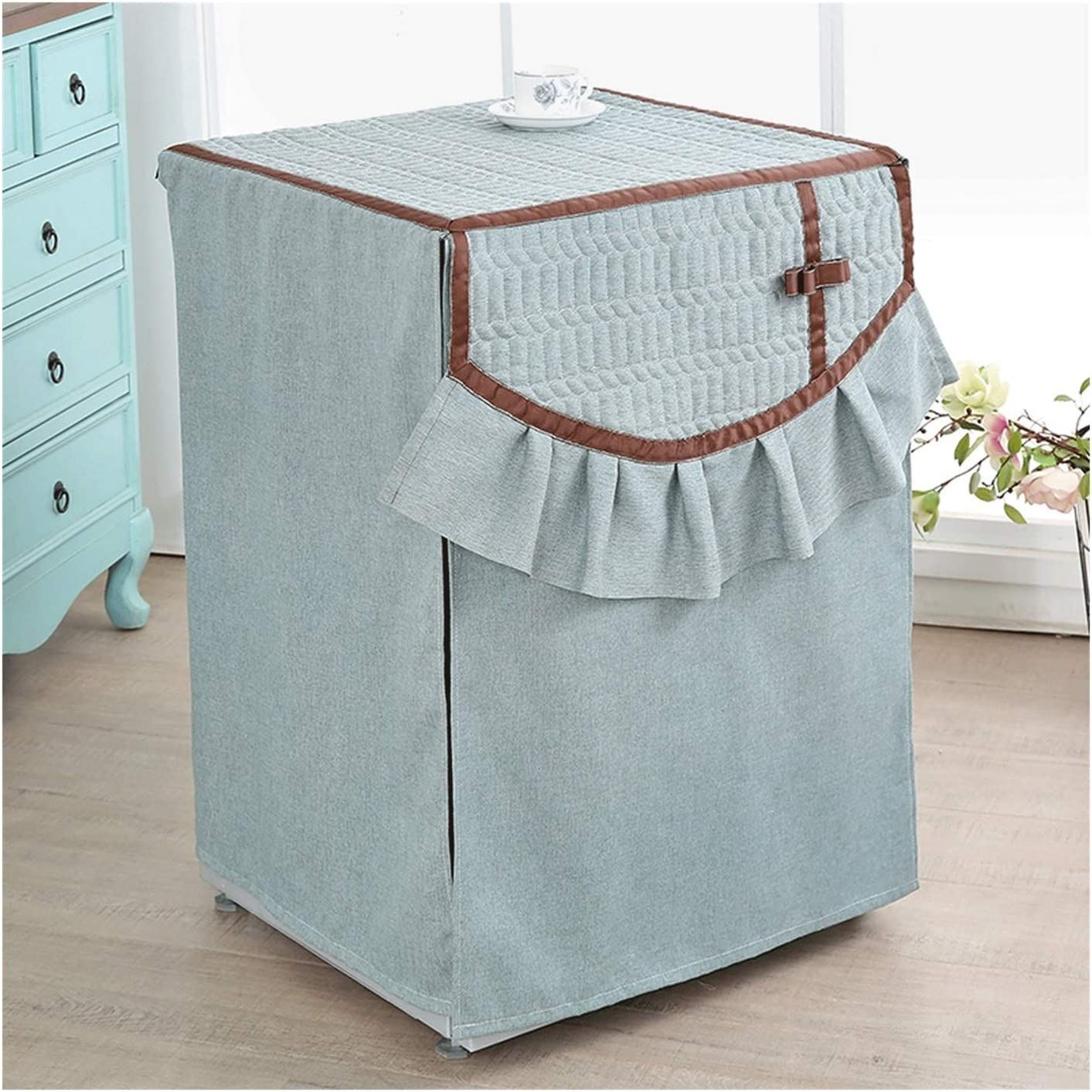 hongbanlemp Dust-Proof Cover A surprise price is Max 74% OFF realized Washing Machine Fa Thickened