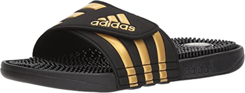 Adidas Hommes Adissage Chaussures Athlétiques Couleur Taille US