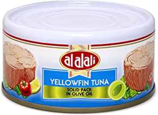 Al Alali Yellowfin Tuna In Olive Oil, 170 g