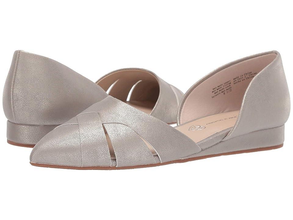 Seychelles BC Footwear by Seychelles Focal Point (Pewter Metallic) Women