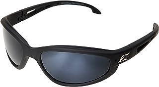 Edge Eyewear TSM21-G15-7 Dakura Polarized Safety Glasses, Black with G-
