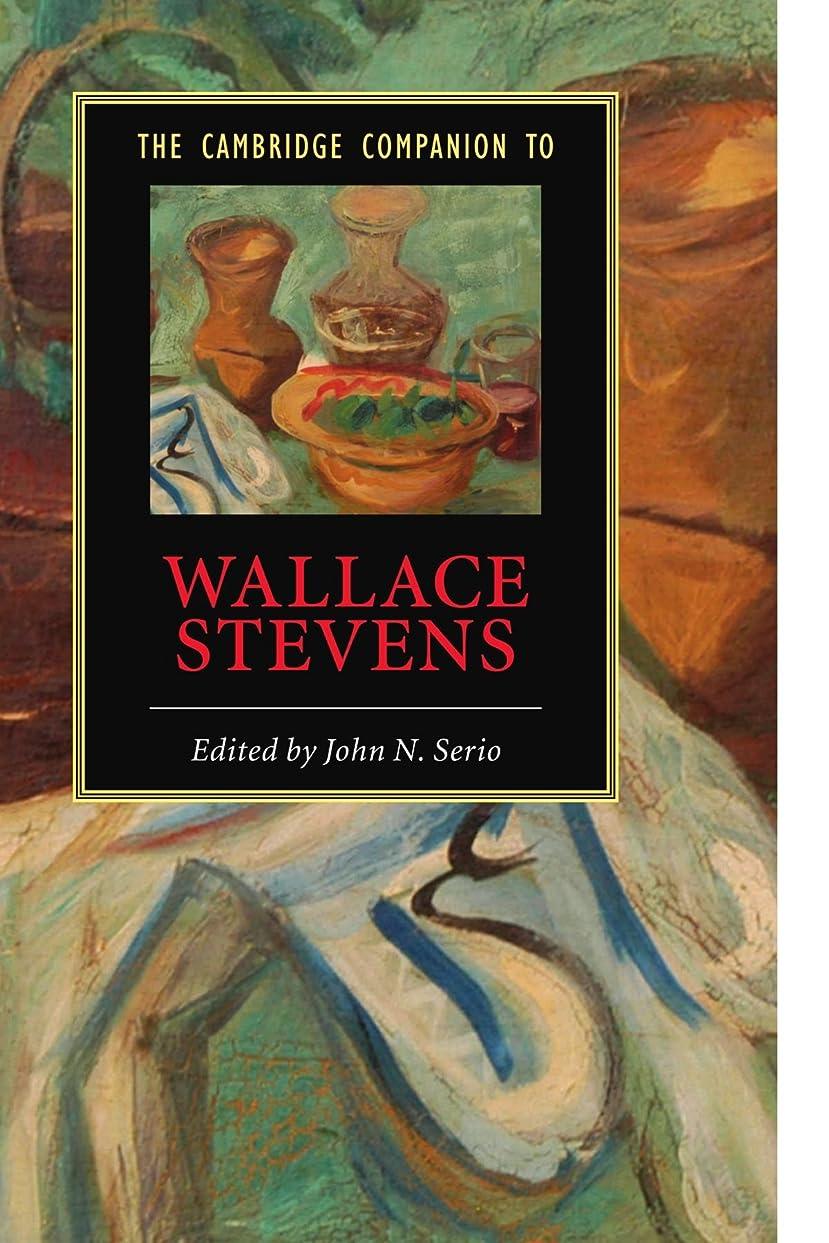なくなる整理する秘書The Cambridge Companion to Wallace Stevens (Cambridge Companions to Literature)