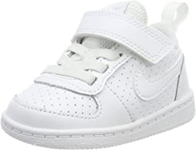 Nike Court Borough Low (TDV), Zapatillas de Gimnasia para Niños