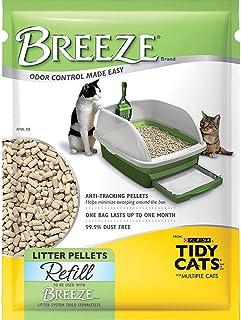 BREEZE Cat Refill Litter Pellets 3.5 lbs (Pack of 4)