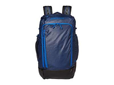 Burton Multipath Travel Pack (Dress Blue Coated) Backpack Bags