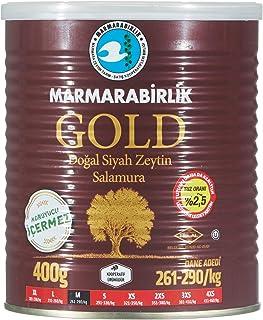 Marmarabirlik Siyah Zeytin 400 gr Gold (M)