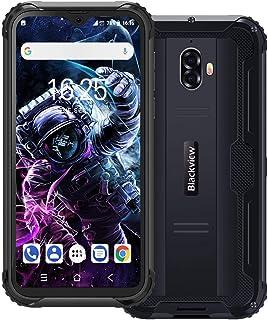 Blackview BV5900(2019) スマートフォン本体 5.7インチ 4G スマホ本体 SIMフリースマートフォン本体 Android 9.0 アウトドアタフスマホ 防水/防塵/耐衝撃 携帯電話 13MP+5MPデュアルカメラ 水中モ...