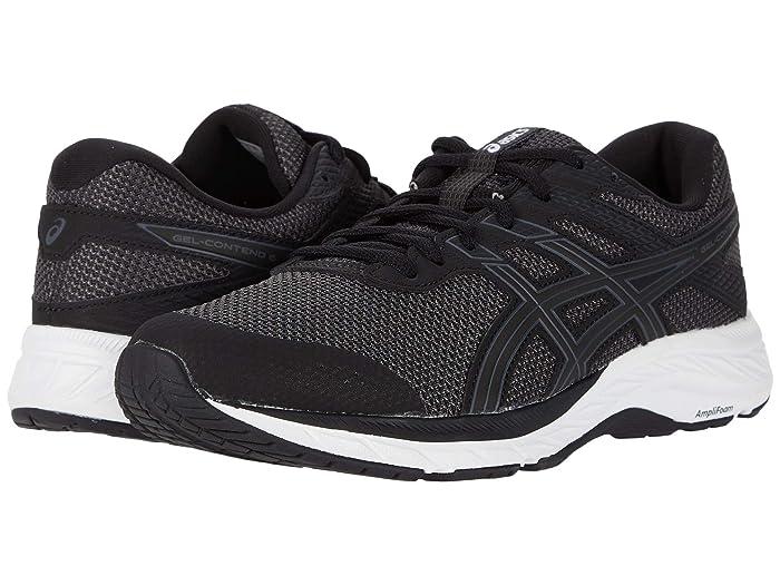 ASICS  GEL-Contend 6 (Graphite Grey/Black) Mens Running Shoes