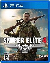 Sniper Elite 4 PlayStation 4 by Rebellion Developments