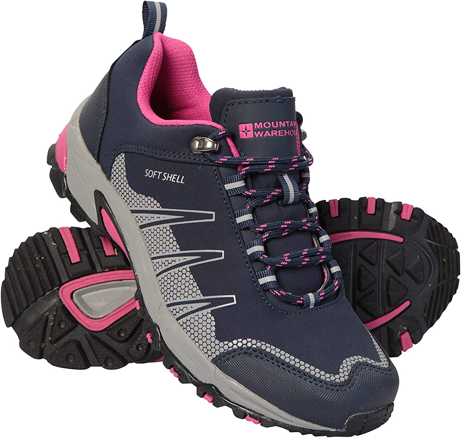 Mountain Warehouse Annapurna Womens Softshell Running shoes - for Gym