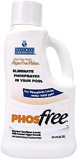 Natural Chemistry 5221 Phos Free Pool Cleaner, 2-Liter
