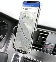 AUKEY Soporte Móvil Coche Rejillas del Aire 360 Grados Rotación Soporte Teléfono Coche Ventilación para iPhone XS / XS Max, Google Pixel 3 XL, Samsung, GPS y otros Smartphone