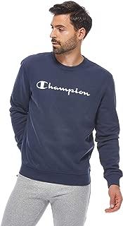 Champion Crewneck Sweatshirt For Men - Navy Blue XL