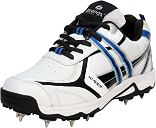 ZEEFOX Jaffa Cricket Spikes Shoes