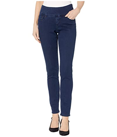 Jag Jeans Nora Pull-On Denim Skinny Jean (Ink) Women