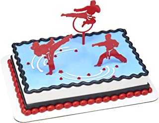 DecoPac Martial Arts Cake Topper
