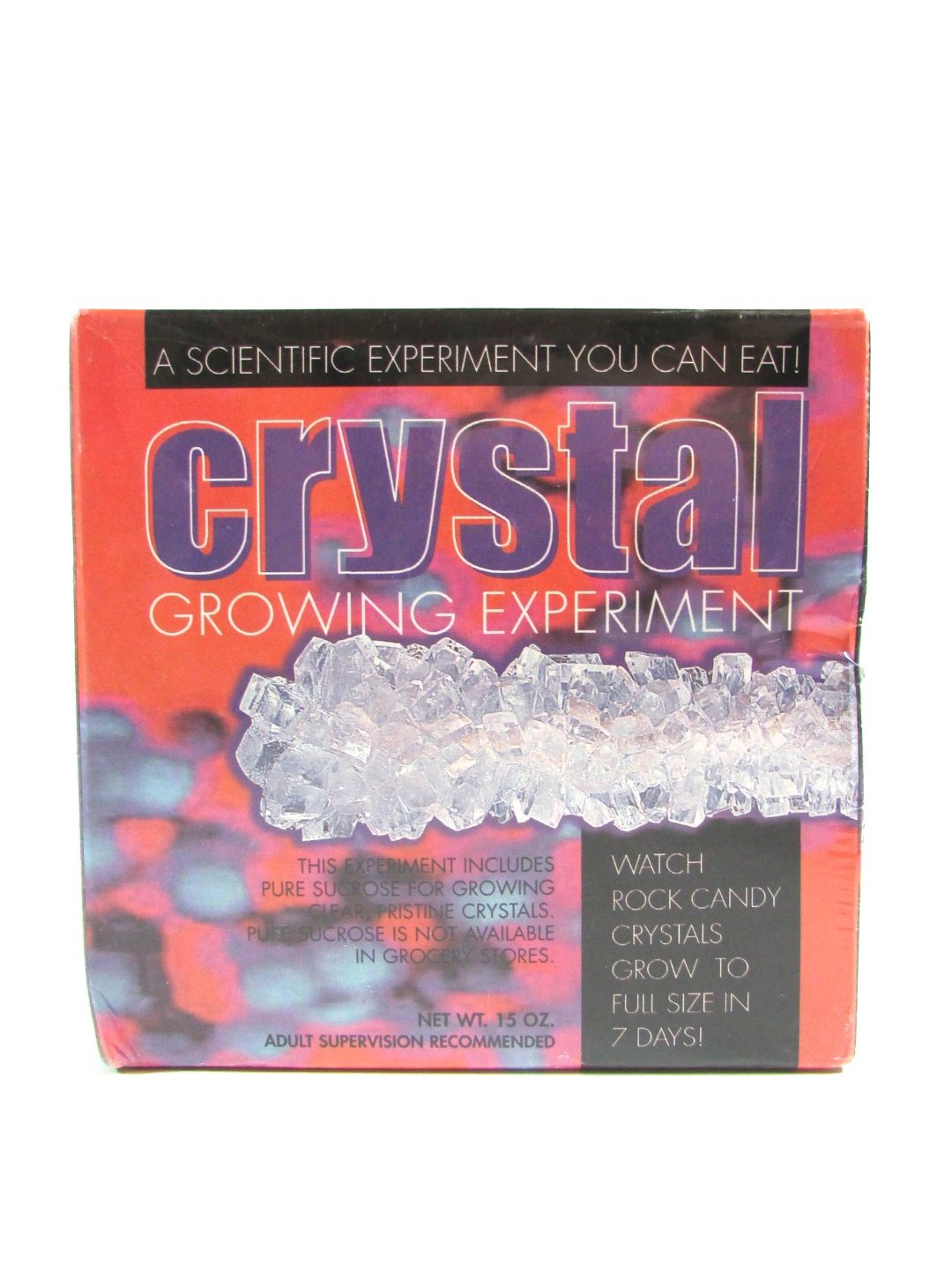Rock Candy Crystal Growing Sugar Kit Oakland Reservation Mall Pure Sucrose