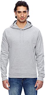 american apparel 5495 unisex california fleece pullover hoodie
