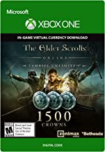 The Elder Scrolls Online Tamriel Unlimited Edition 1500 Crowns - Xbox One Digital Code