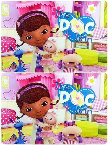 autorización Doc Mcstuffins Mcstuffins Mcstuffins Table Placemat by UPD  alta calidad