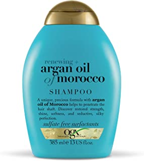 Ogx Argan Oil of Morocco Sulfate Free Shampoo for Dry Hair,