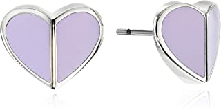 Kate Spade New York Women's Heritage Spade Heart Stud Earrings