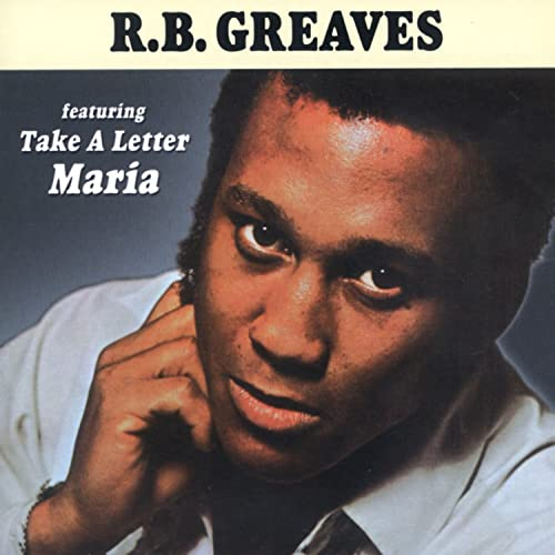 Take a Letter, Maria by R.B. Greaves on Amazon Music   Amazon.com