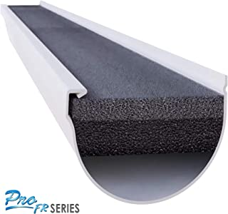 half round gutter covers