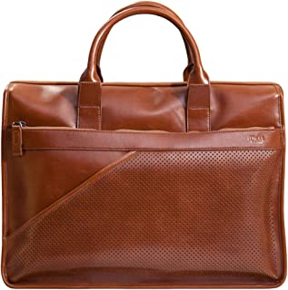 Ideal of Sweden Fabric Brown Laptop Bags