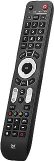 One For All Evolve 4 Universele afstandsbediening - Werkt op 4 apparaten (TV Freeview Blu-ray en Audio) - Werkt met alle m...