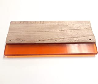 Stellar 12 Inch Squeegee for Screen Printing, 70 Durometer