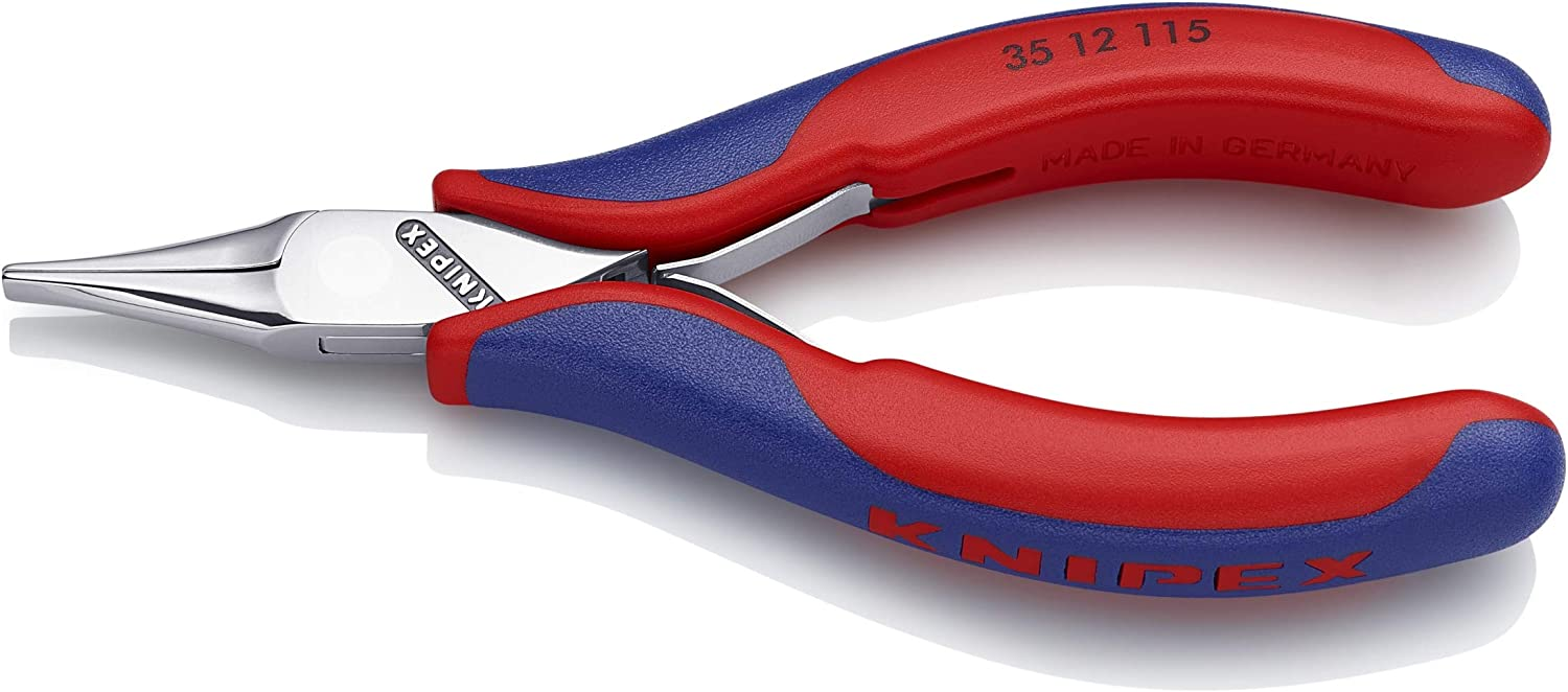 KNIPEX - Max 83% OFF 35 Selling and selling 12 115 Tools Mu Pliers Tips Flat With Electronics