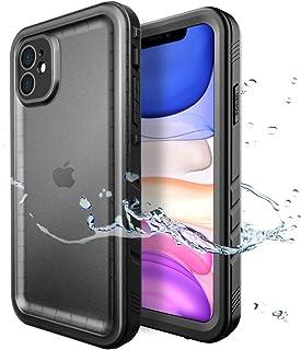 SPORTLINK Funda impermeable para iPhone 11, protección de servicio pesado de cuerpo completo Cubierta sellada a prueba de ...