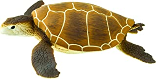 Safari Ltd. Green Sea Turtle Realistic Hand Painted Toy Figurine Model Quality Construction from Phthalate, Lead and BPA Free Materials for Ages 3 and Up