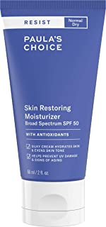 Sponsored Ad - Paula's Choice RESIST Skin Restoring Moisturizer SPF 50, UVA & UVB Protection, Shea Butter & Niacinamide, A...