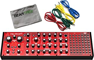 Behringer NEUTRON Paraphonic Analog and Semi-Modular Synthesizer w/ 4 Cables and