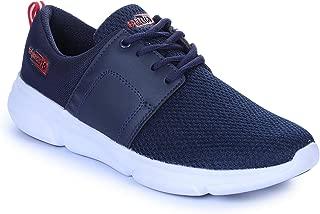 Liberty Force 10 WOLT-1E_N.Blue Mens Sports Lacing Shoes