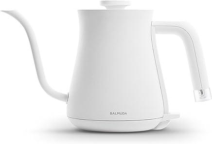 BALMUDA Electric kettle The Pot K02A-WH (White)
