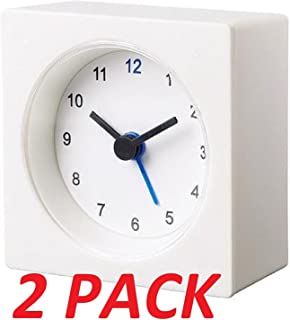 Best ikea clock white Reviews