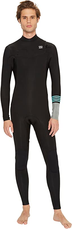 Billabong - 302 Revolution Tri Bong Chest Zip