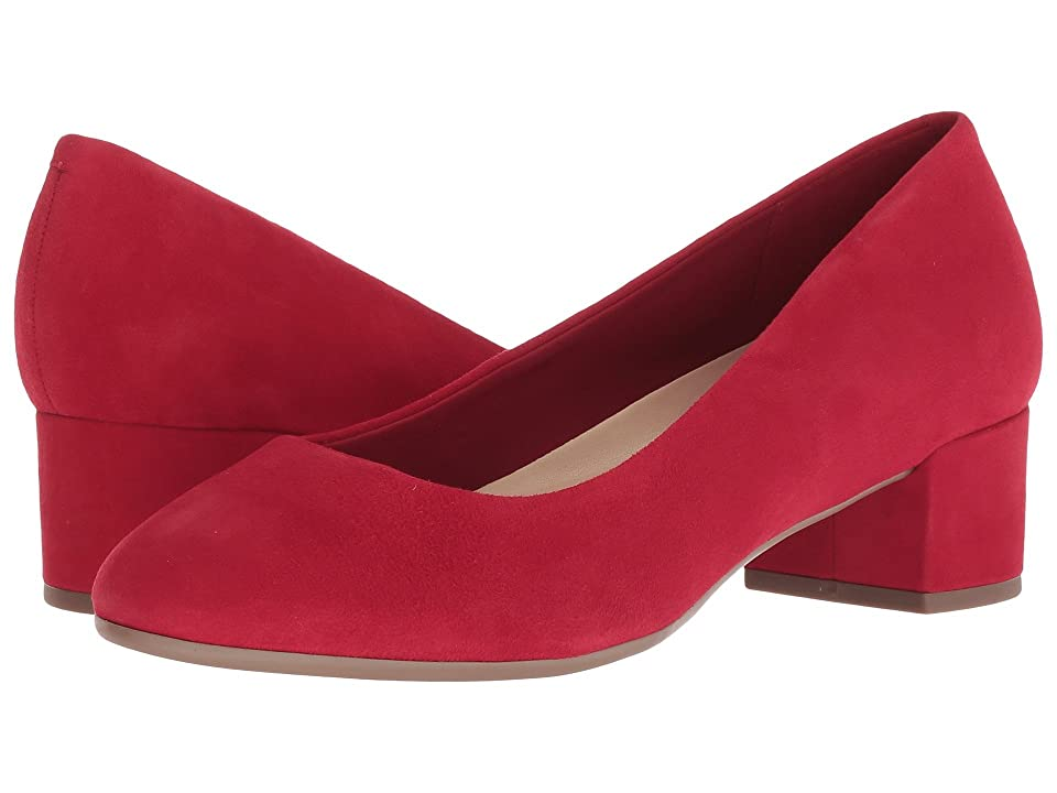 Easy Spirit Ailene (Deep Rouge) Women