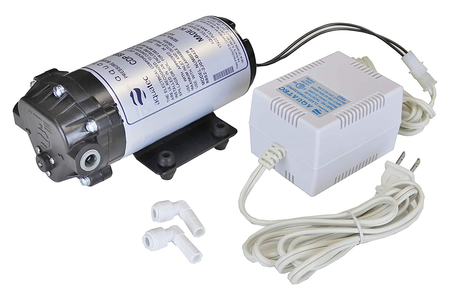 5% OFF Aquatec 8800 Booster Pump with black Transformer Inexpensive