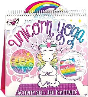 Fashion Angels Unicorn Yoga Activity Set