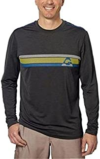 Gerry Men's Lightweight UPF 50+ Stretch Quick-Dry Tee Performance Shirt