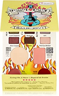 The Balm Eyeshadow Palettes Multi Color, 0.4 Ounces, Pack of 1