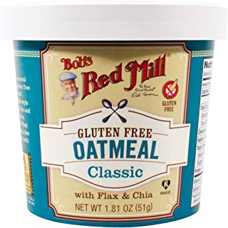 Bobs Red Mill Oatmeal Cup Classic, 1.81 oz