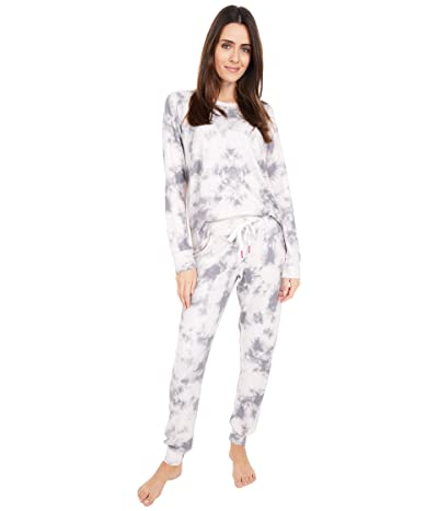 P.J. Salvage Printed Peachy Lounge Set (Blush) Women