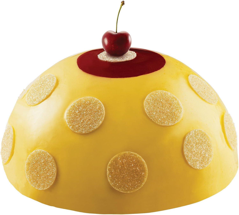 precios bajos Cuisineonly torta flex-Molde De silicona silicona silicona 8-medias esferas sphère. cocina  alrojoedor De moldes De repostería silicona) (  ¡no ser extrañado!