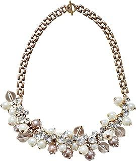 Best beige bib necklace Reviews